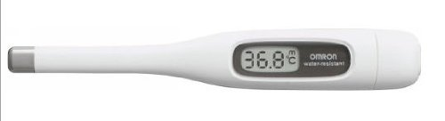 Omron thermometer MC-171 W
