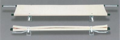 【無料健康相談 対象製品】二つ折り伸縮担架 アルミ FRT-104 【smtb-s】 【fsp2124-6m】【02P06Aug16】