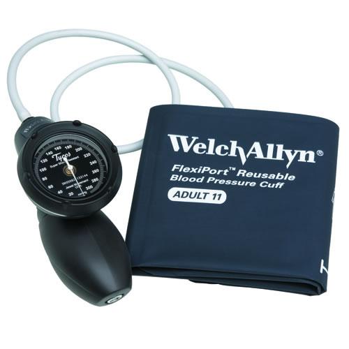 【送料無料】【無料健康相談 対象製品】【10年保証】 ウェルチアレン アネロイド血圧計DS58ハンド型 【fsp2124-6m】【02P06Aug16】