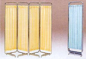 【送料無料】【無料健康相談 対象製品】小巾衝立三つ折り 135×151cm