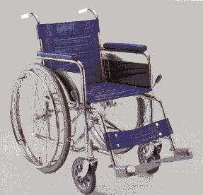 【送料無料】【無料健康相談 対象製品】車椅子(普及型)