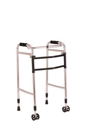 【送料無料】【無料健康/介護相談サービス対象製品】クリスタル産業 交互歩行器(折り畳み型) AL-117