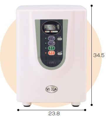 【送料無料】【無料健康相談付】家庭用アルカリイオン水生成器 イオンガーデン3 ヴィオラ (CI-4000)  【smtb-s】 【fsp2124-6m】【02P06Aug16】