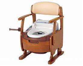 【送料無料】【専門家による1年間の無料介護相談付】家具調トイレ AR-K1 (533-630) 【fsp2124-6m】【02P06Aug16】