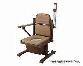 【送料無料】【無料健康相談付】あらえ~る ホット便座タイプ (8031)