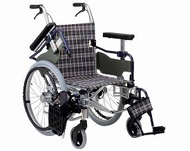 (20222) WD2 【送料無料】【無料健康相談 対象製品】自走用車いす 【fsp2124-6m】【02P06Aug16】