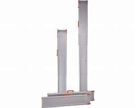 【送料無料】【無料健康相談 対象製品】ポータブルスロープ スライドスロープ (2本1組) (ESK300R)