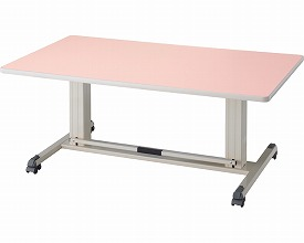 【送料無料】【無料健康相談 対象製品】昇降テーブル 大 【fsp2124-6m】【02P06Aug16】