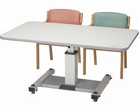 【送料無料】【無料健康相談 対象製品】折りたたみ式昇降テーブル (CS-159A) 【fsp2124-6m】【02P06Aug16】
