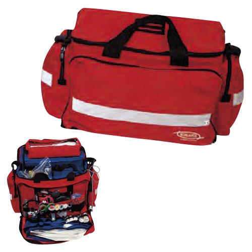 【送料無料】【無料健康相談 対象製品】救急バッグ(トラウマバッグ20)  赤 BOR89050【02P06Aug16】