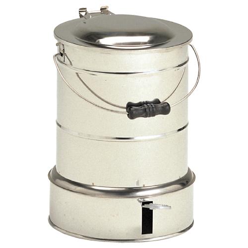 汚物缶(足踏式)  240丸