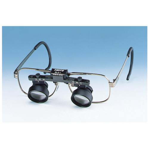 【送料無料】【無料健康相談付】双眼ルーペ(ガリレオ式)  BLS-1