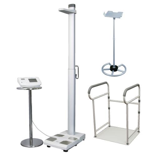 【送料無料】【無料健康相談付】体組成計付自動身長体重計(検定品)  DC-250【02P06Aug16】