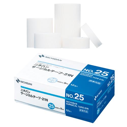SEAL限定商品 医療機器通販なら安心のショップデクリニックにお任せ下さい ニチバンサージカルテープ-21N 50mm×9m6巻 買い取り No.50