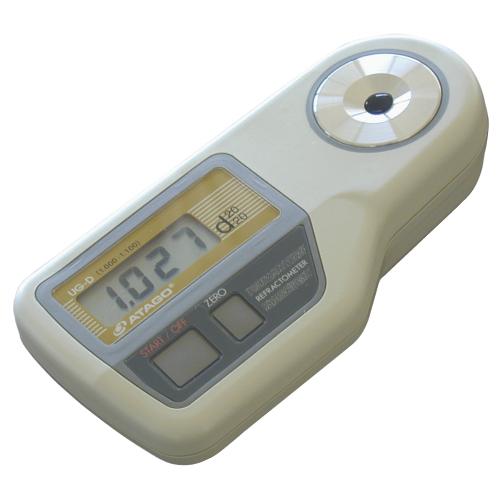 【送料無料】【無料健康相談付】デジタル尿比重屈折計  UG-D【02P06Aug16】