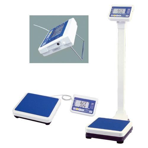 【送料無料】【無料健康相談 対象製品】デジタル体重計(検定品)  ポールタイプ WB-110【02P06Aug16】
