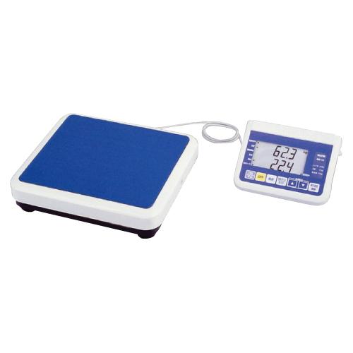 【送料無料】【無料健康相談 対象製品】デジタル体重計(検定品)  セパレートタイプ WB-110