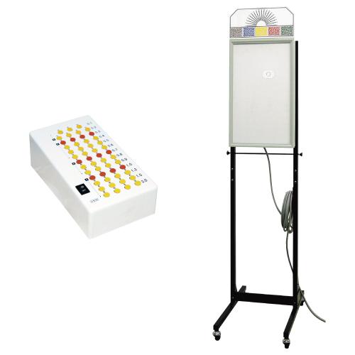 【送料無料】【無料健康相談 対象製品】電光投影式視力検査器  壁掛式3m SK-80B-3N【02P06Aug16】