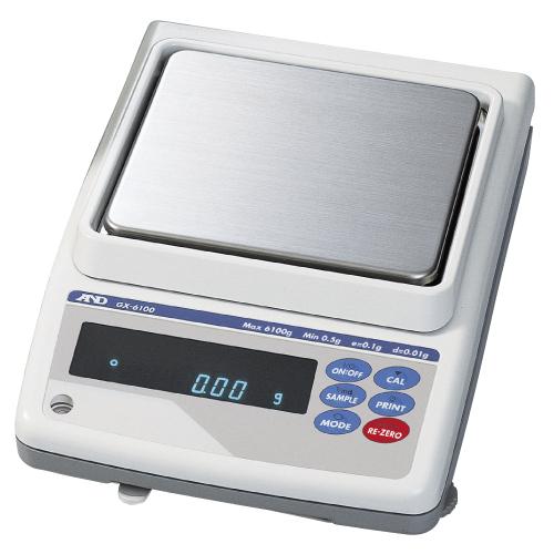 【送料無料】【無料健康相談 対象製品】高精度電子天秤(検定品)  4100g0.1g(0.01g) GX-4000R