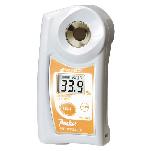 【送料無料】【無料健康相談 対象製品】ポケット調味料濃度計  PAL-97S