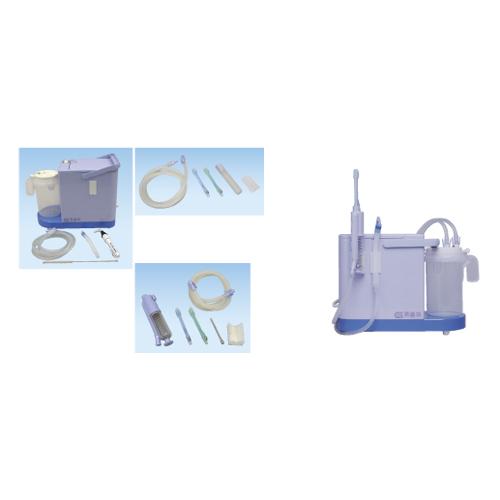 口腔洗浄器 ビバラックプラス  吸引歯ブラシセット E561