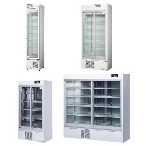 【送料無料】【無料健康相談 対象製品】薬用冷蔵ショーケース  約310L NC-ME31A