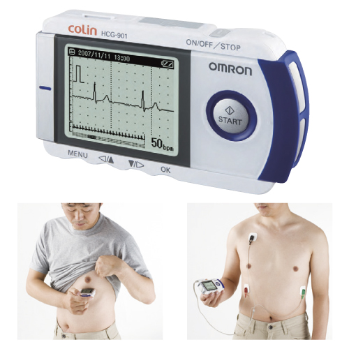【送料無料】【無料健康相談付】携帯心電計用ソフトHCG-SOFT-CL1