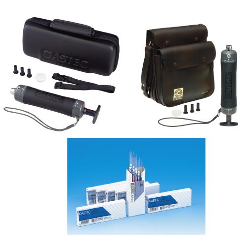 【送料無料】【無料健康相談付】気体採取器セット  ハンディタイプ GV-100S【02P06Aug16】