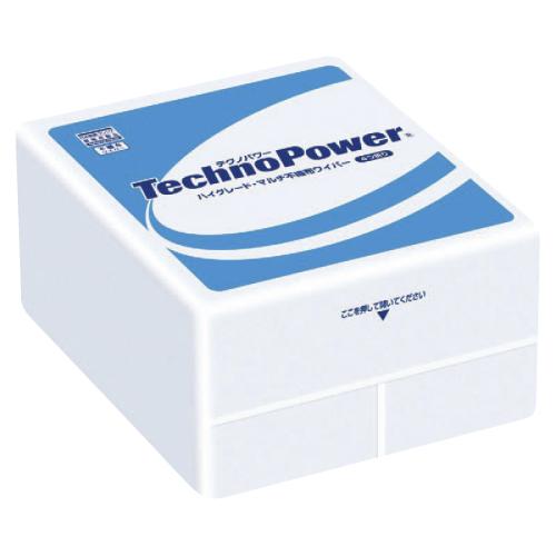 【送料無料】【無料健康相談 対象製品】テクノパワー(4つ折)  50枚×18袋/ケース 63250