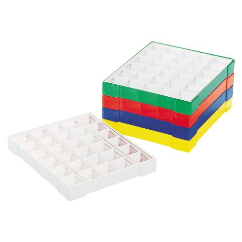 カラー散薬トレー(30人用)  ホワイト 6008-06