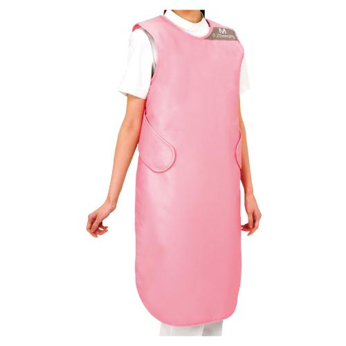 【送料無料】【無料健康相談 対象製品】放射線防護用前掛 イージーエプロン ブラウン LL2.5kg SAE