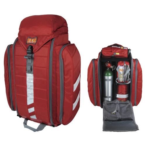 【送料無料】【無料健康相談 対象製品】救急バッグ バックアップ  レッド NT-SP-1BU