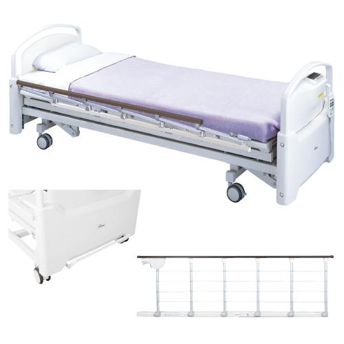 【送料無料】【無料健康相談 対象製品】デジタルスケールベッド(検定品)  3モーター・樹脂ボード WAK-810-N【02P06Aug16】