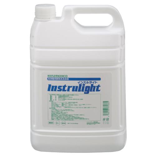 【送料無料】【無料健康相談 対象製品】インスルライト(洗浄機用酵素系洗浄剤)  5L