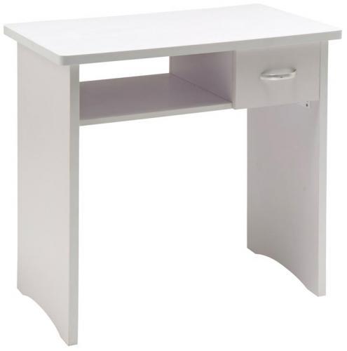 【送料無料】FV-5712-1-WH BASICネイルメインテーブル(ホワイト)【02P06Aug16】