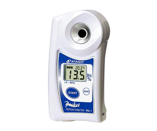 【送料無料】アタゴ ポケット糖度・濃度計(低・中濃度用) PAL-1