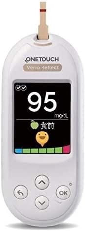 あす楽 在庫あり 血糖測定器 入荷予定 ワンタッチベリオリフレクト 自己検査用グルコース測定器 ハイクオリティ 3年保証 ライフスキャン