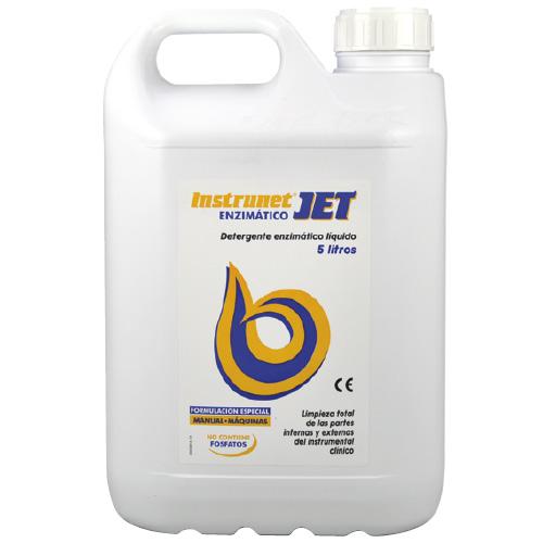 【送料無料】インスルネットJET(酵素洗浄剤)  5L