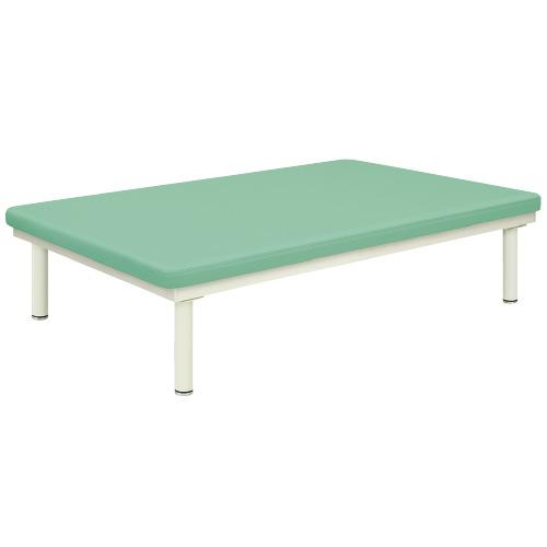 高田ベッド製作所 かどまるプラットホーム TB-1073 カラー:メディグリーン サイズ:W1000×L1800×H450