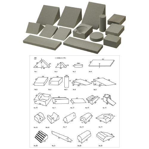 オリオン電機 ポジショニングブロック ORP-830-1 規格:三角(大)