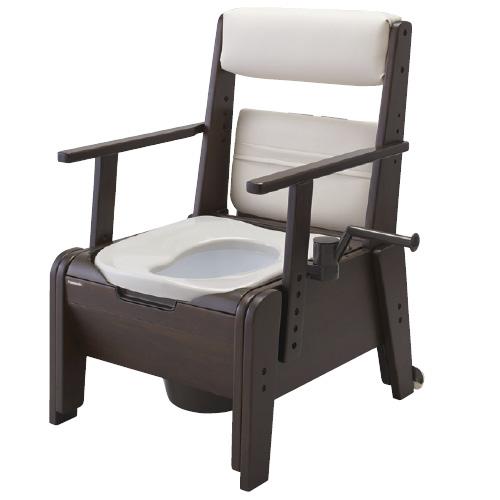 ピジョンタヒラ 家具調トイレ グラヴィーノコンパクト PN-L22206 規格:長穴便座