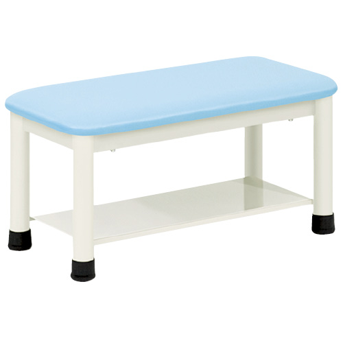 高田ベッド製作所 足踏み台 TB-53 カラー:白 サイズ:W600×D300×H250