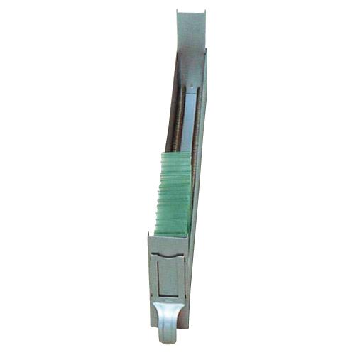 宮川科学資材 プレパラート整理器  規格:1型2条スプリング式