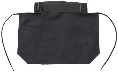【アロン化成】コシマッキー(エプロン付骨盤ベルト) 543-701(L)ブラック