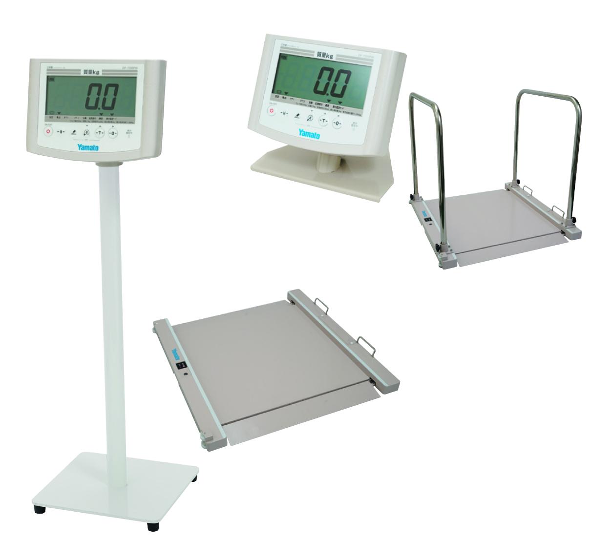 大和製衡 体重計用Bluetoothプリンター DP-7500PWヨウ