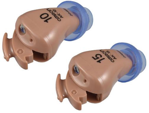 オムロンヘルスケア 補聴器 イヤメイトデジタル AK-10