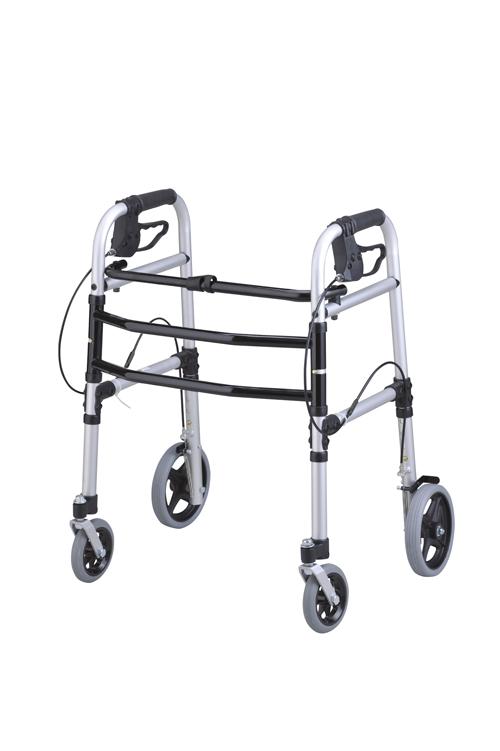 テツコーポレーション 歩行器 安心ウォーカー T-5700(シルバー)