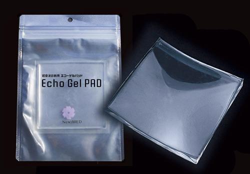 八十島プロシード 超音波診断用エコーゲルパッド EP-S-10(10X10X1CM)