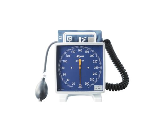 松吉医科器械 マイスコ大型アネロイド血圧計 MY-2135(タクジョウガタ)
