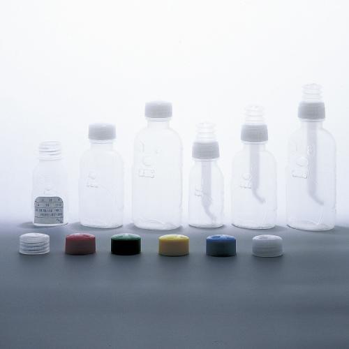 【送料無料】【無料健康相談付】投薬瓶 ペンギン瓶 赤 30cc20本×25袋   滅菌済